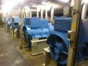 Ingersoll-Dressser Water Pumps 1998 Brook Hansen 800 KW motors. W-DF280MN